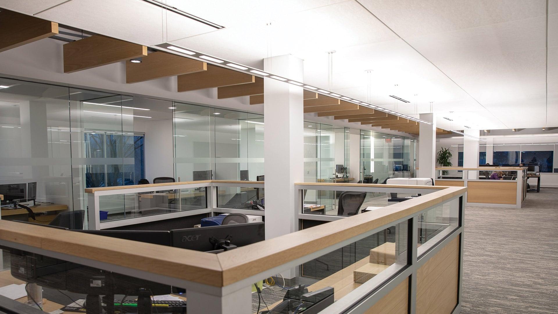 Peerless OLED light office