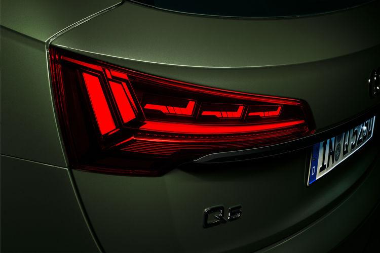 Audi Q5 Digital OLED