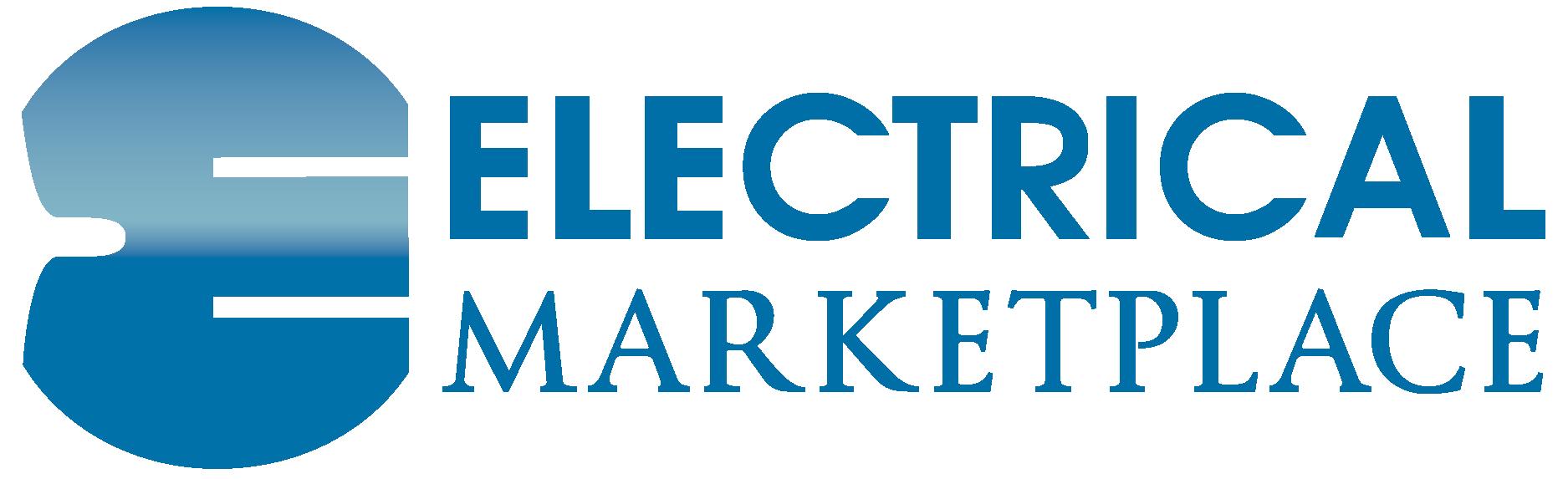 Electrical Marketplace Logo Oled Light