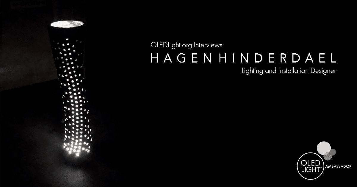 HagenHinderdael OLED Lighting