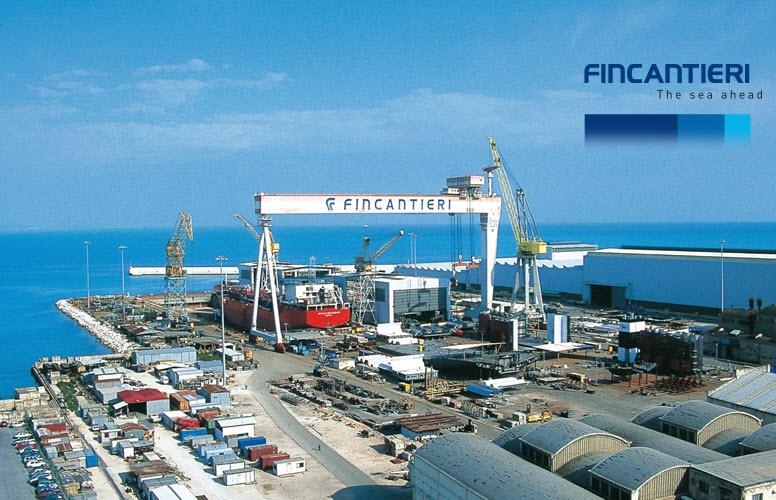 Fincantieri Facility