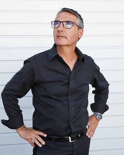 Cesar Muntada Head Of Light Design At Audi