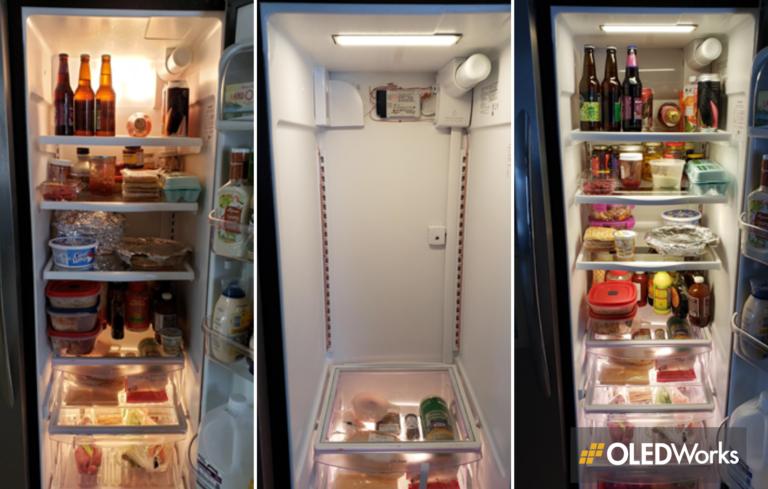 OLED Refrigerator Figure 1