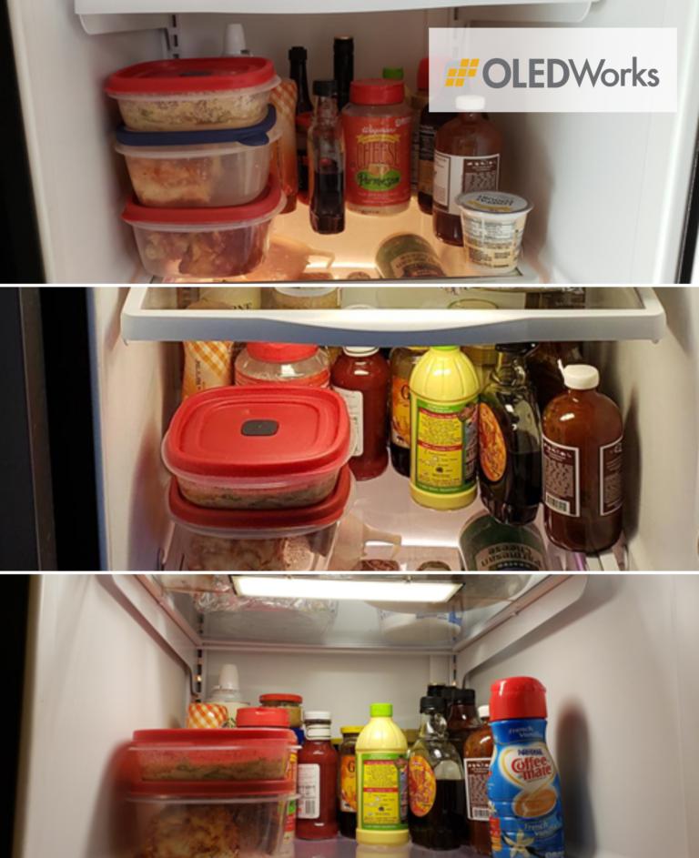 OLED Refrigerator Figure 2